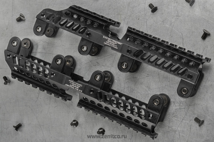 B-31 and B-31S upper handguards: version 2.0