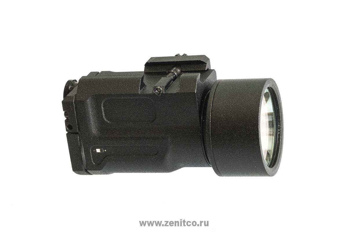 """Klesch-2D-IK"" flashlight"