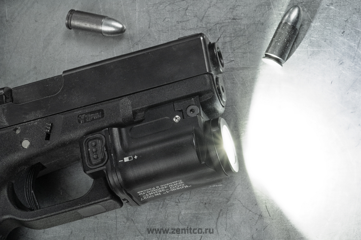 """Klesch-1S"" flashlight"
