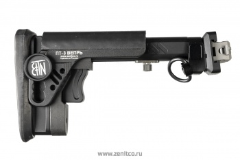 PT-3 Vepr telescopic stock